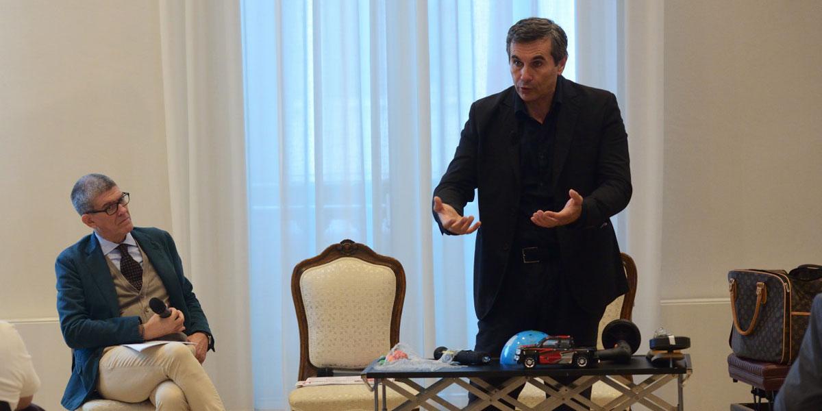 I tanti perché della mobilità elettrica - Lo scienziato Valerio Rossi Albertini a CITEMOS il 16 settembre 2017